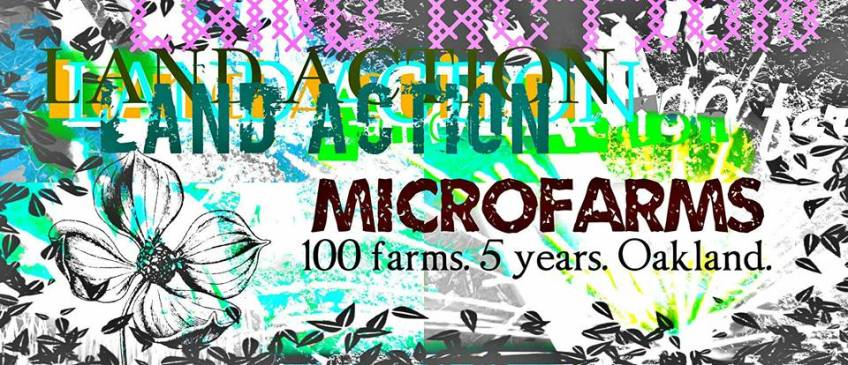Art created by Steele as part of the Land Action Microfarm Initiative in 2015.